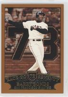 Barry Bonds (Race to Seventy Home Run #73)