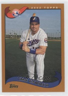 2002 Topps - [Base] #435 - Jose Canseco