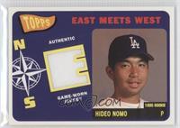 Hideo Nomo #/100