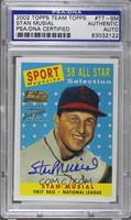 Stan Musial [PSA/DNA Certified Encased]