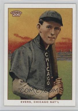2002 Topps 206 - [Base] #174 - Johnny Evers