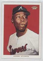 Hank Aaron (red background)