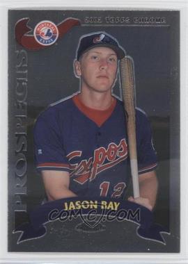 2002 Topps Chrome - [Base] #326 - Jason Bay