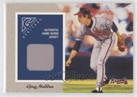 Greg Maddux [Poor to Fair]