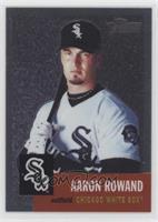 Aaron Rowand #/553