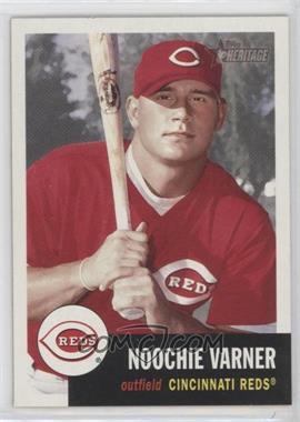 2002 Topps Heritage - [Base] #322 - Noochie Varner