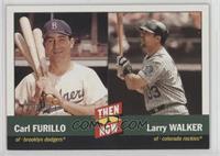Carl Furillo, Larry Walker