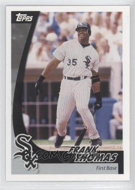 2002 Topps Post - [Base] #13 - Frank Thomas
