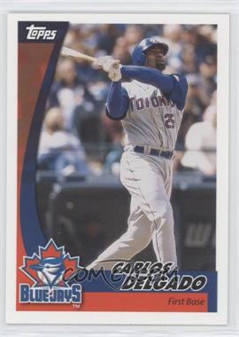 2002 Topps Post - [Base] #15 - Carlos Delgado