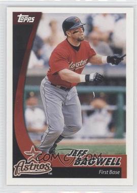 2002 Topps Post - [Base] #16 - Jeff Bagwell
