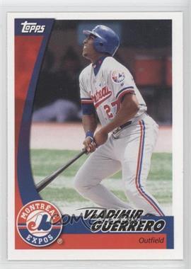 2002 Topps Post - [Base] #20 - Vladimir Guerrero