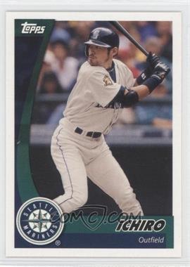 2002 Topps Post - [Base] #9 - Ichiro Suzuki