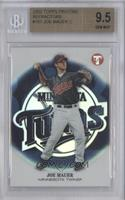 Joe Mauer [BGS 9.5 GEM MINT] #/1,999
