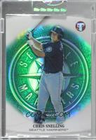 Chris Snelling [Uncirculated] #/1,999