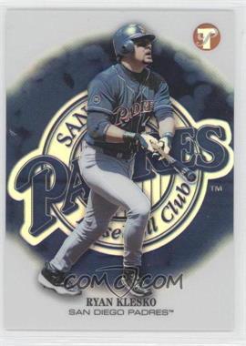2002 Topps Pristine - [Base] - Refractor #42 - Ryan Klesko /149