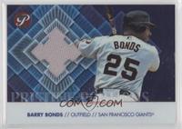 Barry Bonds #/2,400