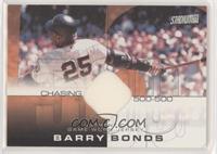 Barry Bonds #/600