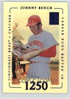 Johnny Bench /67