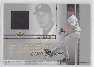 2002 Upper Deck - First Timers Jerseys #FT-FG - Freddy Garcia