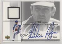 Nolan Ryan #/200