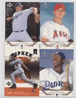 Zach Hammes, James Holcomb, Cal Ripken Jr., Kennard Jones /600