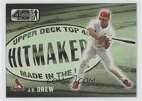 J.D. Drew #/40