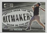 Larry Walker /40