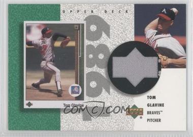 2002 Upper Deck Authentics - Retro UD Jerseys - Non-Numbered #R-TG - Tom Glavine