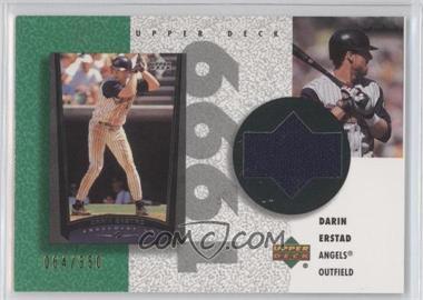2002 Upper Deck Authentics - Retro UD Jerseys #R-DE - Darin Erstad /350