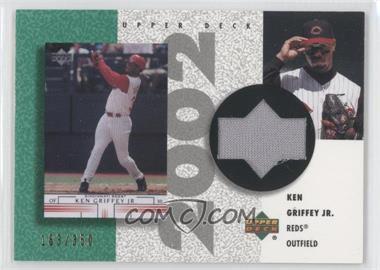 5503f7ddf4 2002 Upper Deck Authentics - Retro UD Jerseys #R-KG - Ken Griffey Jr. /350
