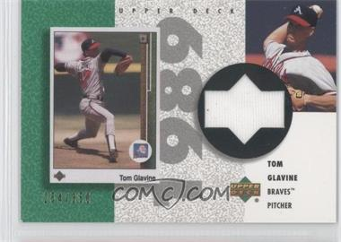 2002 Upper Deck Authentics - Retro UD Jerseys #R-TG - Tom Glavine /350
