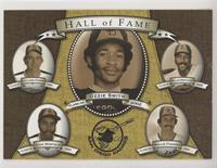 Ozzie Smith, Gaylord Perry, Willie McCovey, Dave Winfield, Rollie Fingers [EX&n…