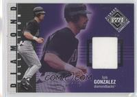 Diamond Collection Jerseys - Luis Gonzalez #/775