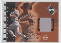Diamond Collection Jerseys - Jeff Kent #/775