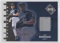 Diamond Collection Jerseys - Sean Burroughs #/775