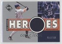 Big League Heroes Jerseys - Phil Nevin #/200
