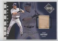 Diamond Collection Bats - Mark Kotsay [Noted] #/775