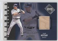 Diamond Collection Bats - Mark Kotsay #/775