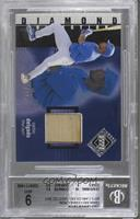 Diamond Collection Bats - Carlos Delgado [BGS 9 MINT] #/775