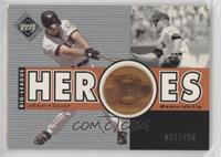 Big League Heroes Bats - Jeff Kent #/200