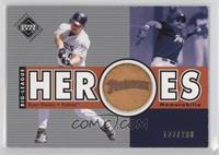 Big League Heroes Bats - Ryan Klesko #/200