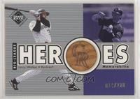 Big League Heroes Bats - Larry Walker [EX to NM] #/200
