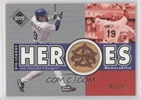 Big League Heroes Bats - Juan Gonzalez #/200