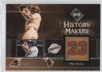 History Makers Bats - Phil Nevin #/150