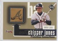 Chipper Jones /100