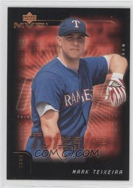 2002 Upper Deck MVP - [Base] #73 - Mark Teixeira