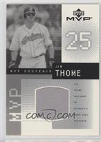 Jim Thome [Noted]