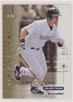 Larry Walker [EX to NM] #/49