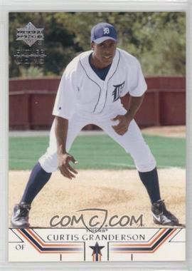 2002 Upper Deck Prospect Premieres - [Base] #14 - Curtis Granderson