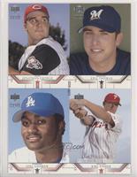 Jonathan George, Eric Thomas, Joel Guzman, Kiel Fisher #/600